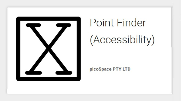 Image of PointFinder app logo
